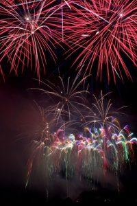 Corporate Fireworks Displays