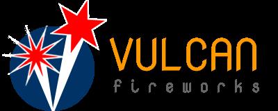 Vulcan Fireworks Logo