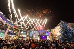 Vulcan Fireworks Team - London Eye Fireworks Display