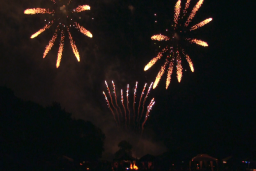 London Fireworks Display - River Thames